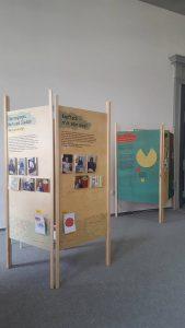 Wanderausstellung Muslimisch in Ostdeutschland - Ueberzeugungen Werte Glauben